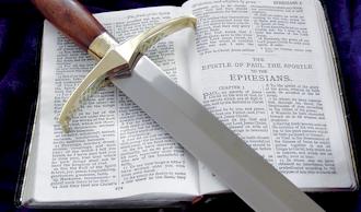 Bible epee