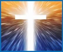 Croix lumiere