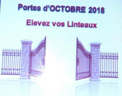 portes d'octobre 2018