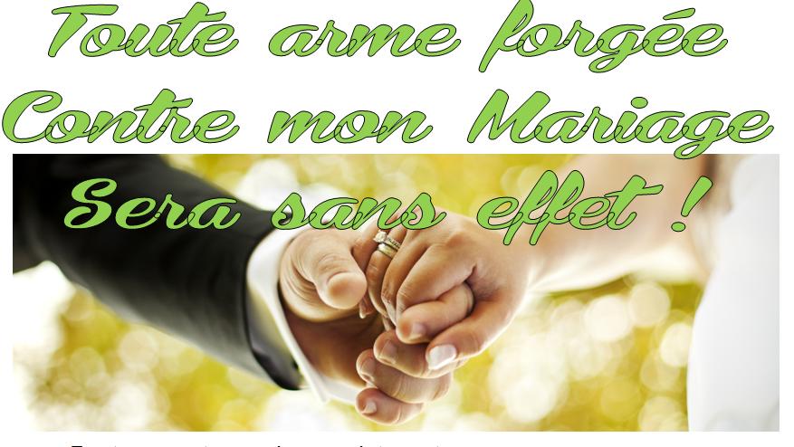 Sauver votre Mariage