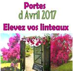 Portes avril 2017