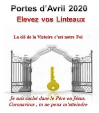 Portes avril 2020