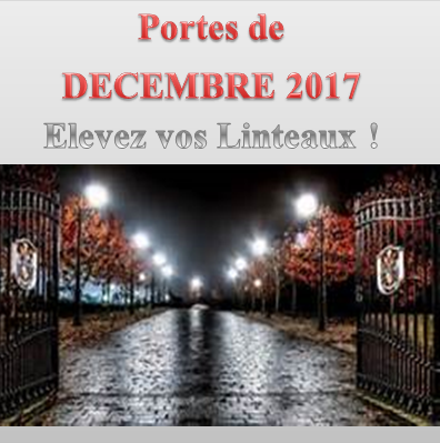 Portes de decembre 2017