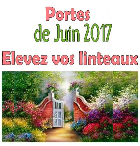 Portes de juin 2017