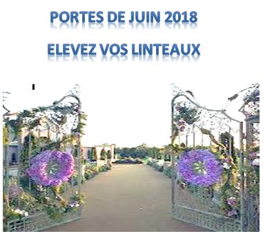 Portes de juin 2018
