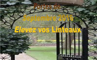Portes de septembre 2016