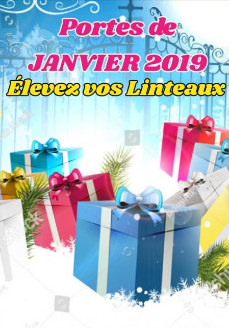 Portes janvier 2019