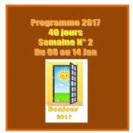 Portes2017 top semaine 2