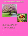 Restauration financiere mars 2020