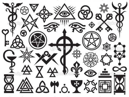 Symboles des tenebres 1